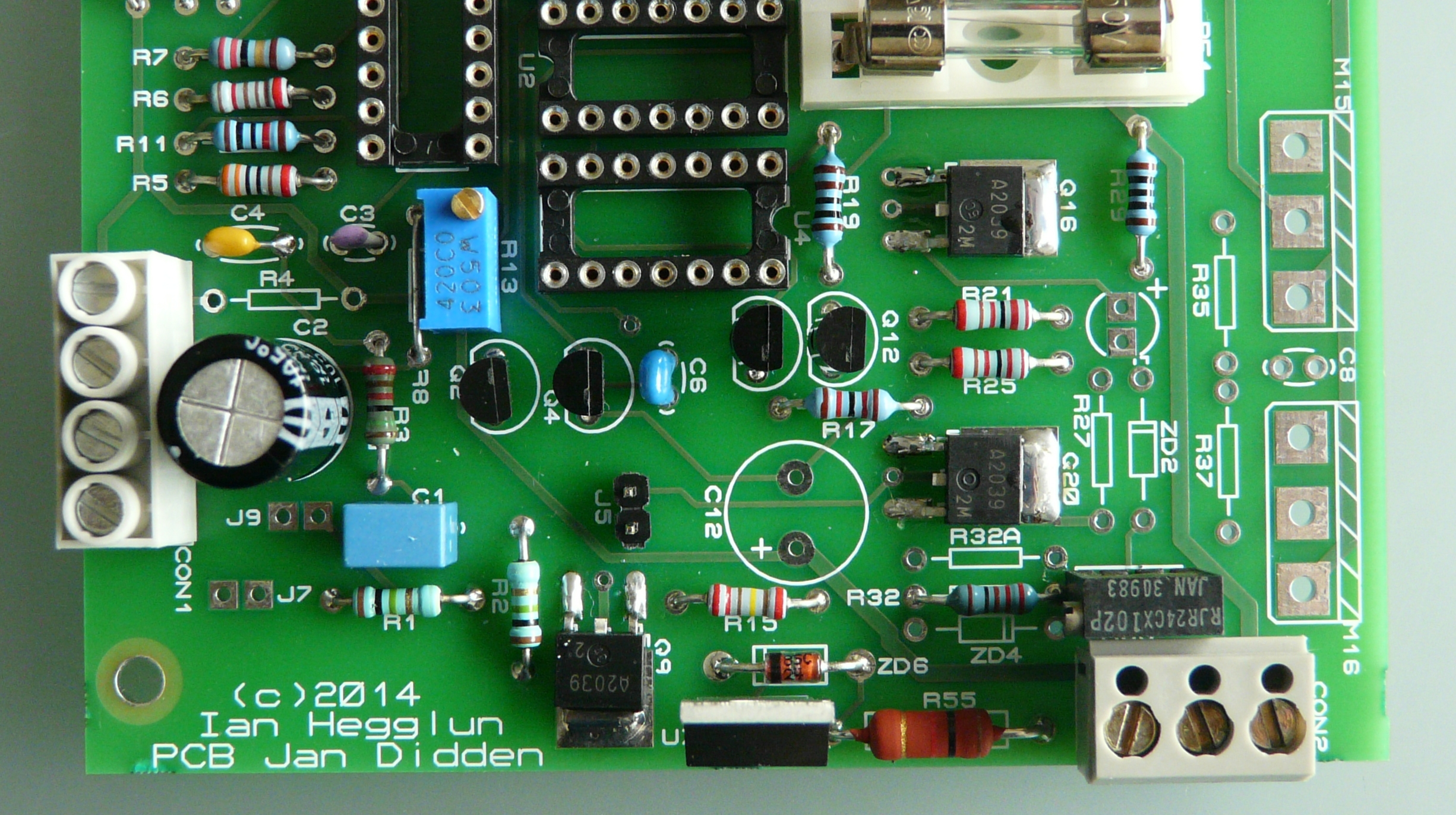Oops Linear Audio Rc Coupled Transistor Amplifier Circuit Electronics Forum Circuits Ian Hegglun Cube Law Class A Pcb Footprint Error
